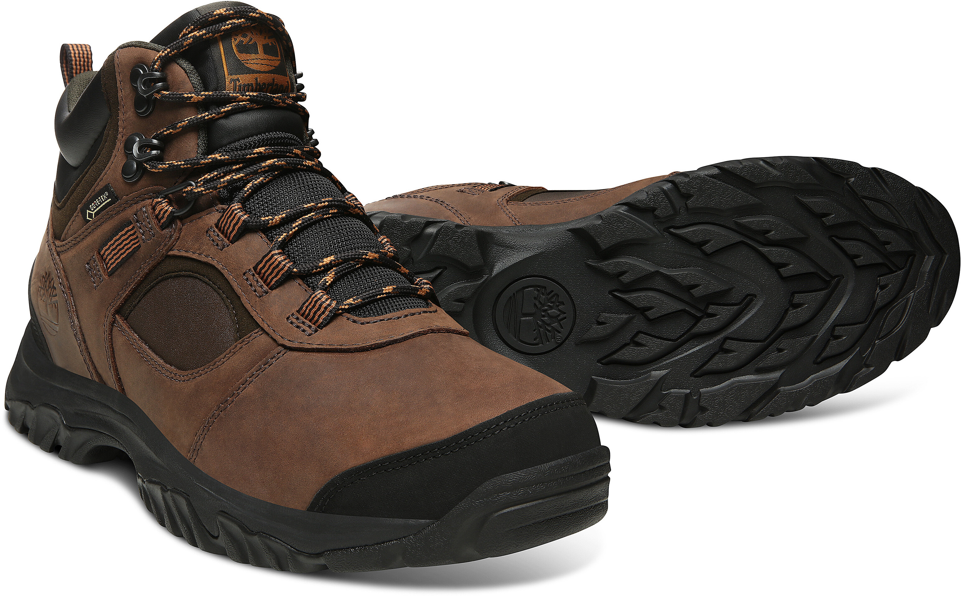 bec388b49f9 Timberland Mt. Major Mid Leather GTX Shoes Men brown